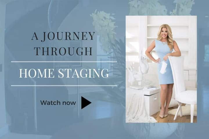 Get a behind-the-scenes look at the process of staging a beautiful home in Orlando, Florida. | ProfessionalStaging.com #realestate #staging #sellingahome