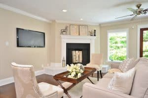 Staging by MHM Professional Staging, LLC | ProfessionalStaging.com #livingroom