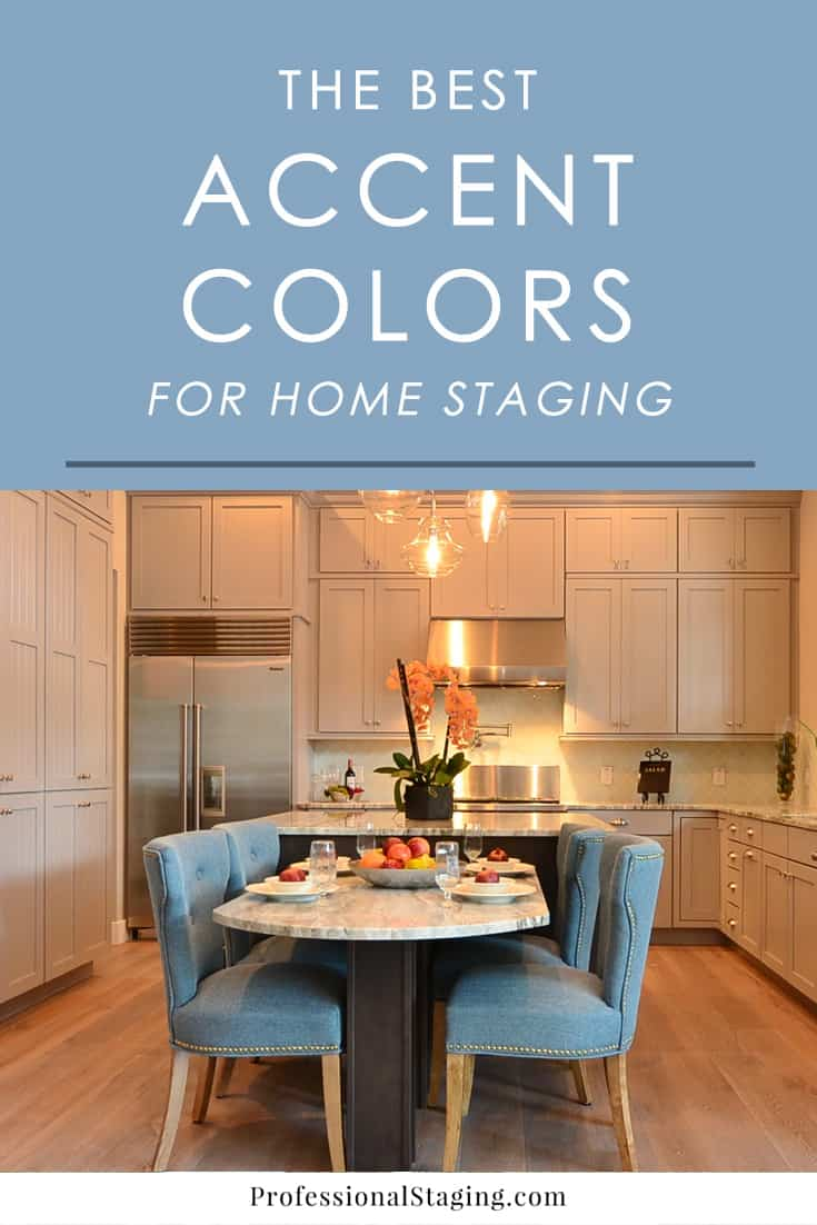The best accent colors to attract home buyers for Best colors for selling a house