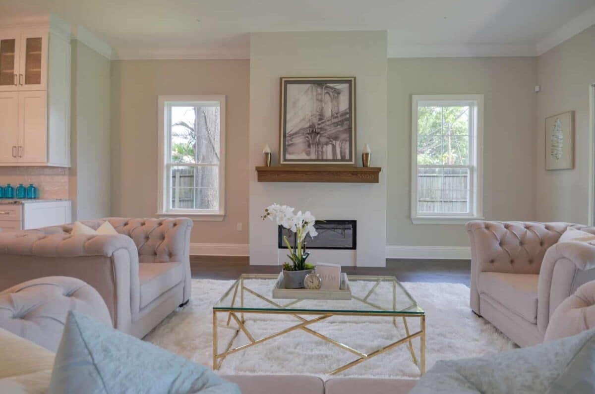 The 5 Most Important Home Staging Tips For The Living Room