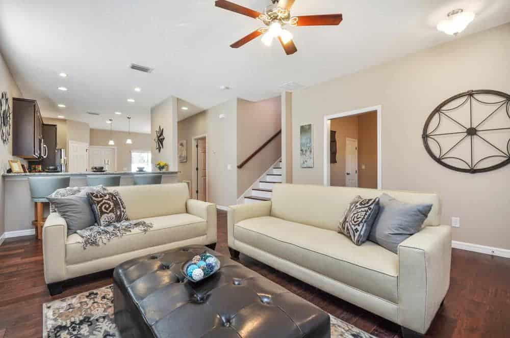 5 home staging tips to steal from model homes. Black Bedroom Furniture Sets. Home Design Ideas
