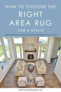 Area rugs can do a lot of great things for a space, but you shouldn't make the choice lightly. Here are tips for choosing the right area rugs for your home.
