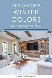 Want to bring the icy glamour of winter into your home? Get inspired with these winter color schemes to bring the season's elegance to your decor.