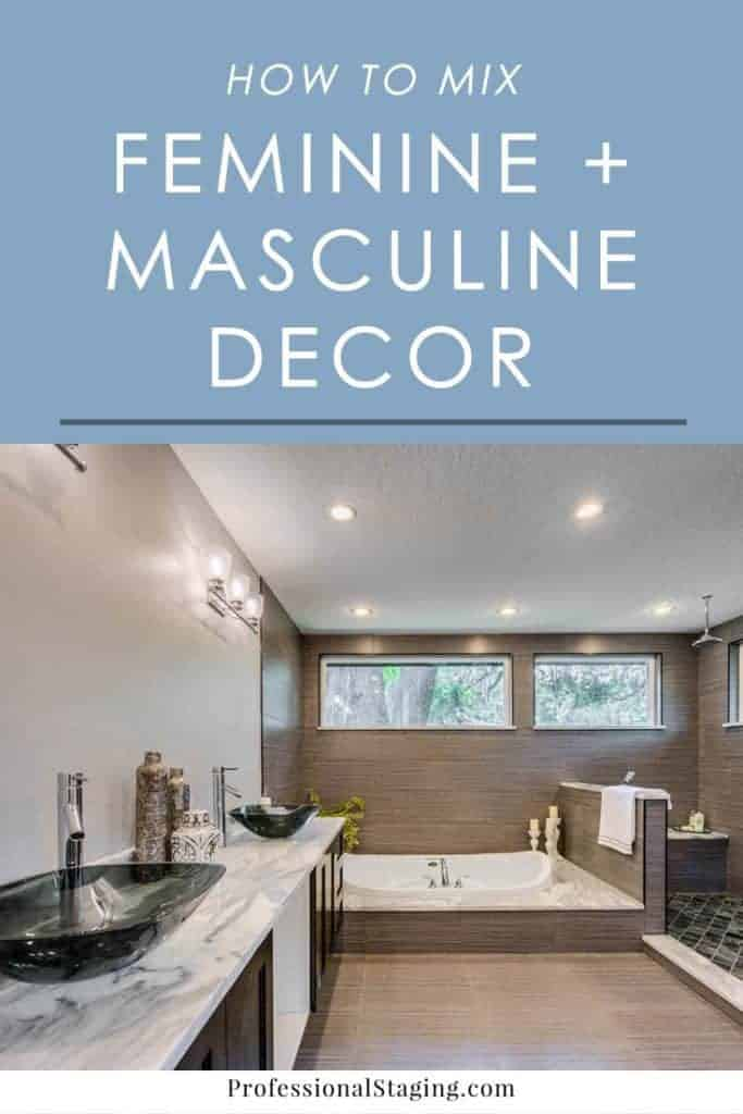 Want to create a gender neutral home for a couple or home staging? Try these easy decorating tips to help you create gender neutral decor.