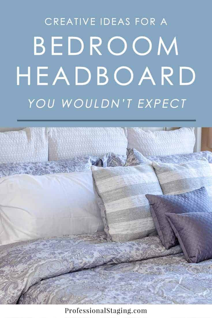 Creative Headboards Ideas Part - 47: MHM Professional Staging