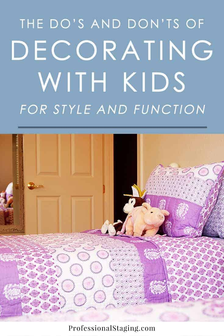 Are you struggling to find the balance between style and family-friendly decor? Follow these easy tips and tricks for decorating a home with kids that is both stylish and functional!