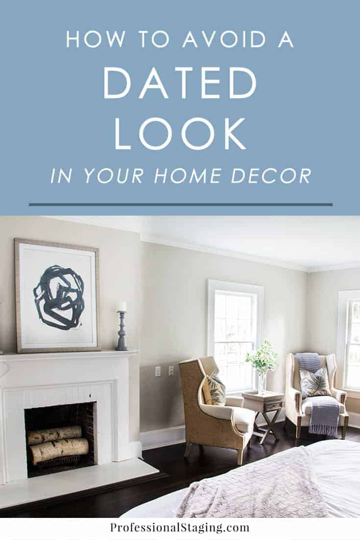 Want to avoid falling into the trap of having dated decor every few years? Follow these decorating tips to keep your home classic but contemporary.