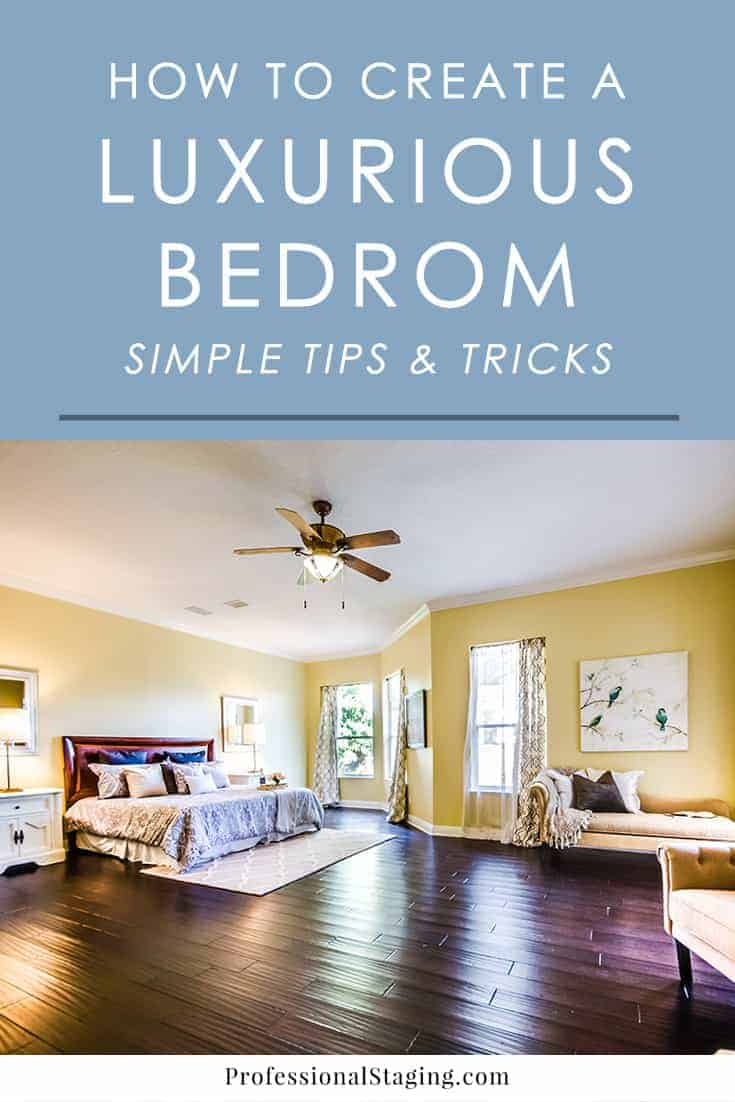 Want your bedroom to look and feel more luxurious? Try these easy, budget-friendly tips and ideas to make your bedroom feel like a five-star hotel suite.